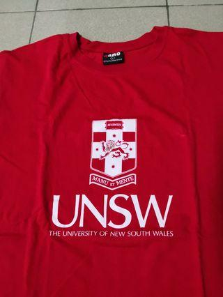 University of New South Wales shirt L