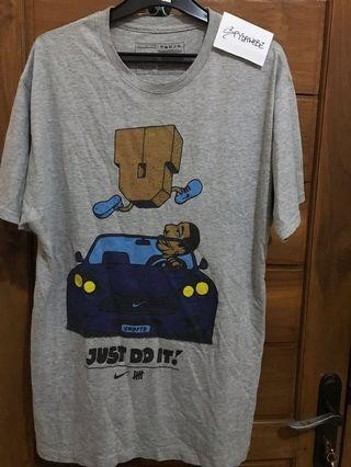 Original Undefeated x Nike T-shirt