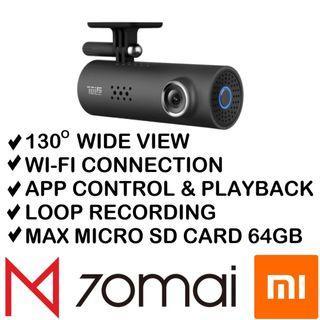 Xiaomi 70Mai Wi-Fi 1080P Car Dash Cam (English Voice)  by Mojo Systems Solutions