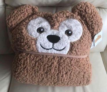 Disney Duffy 毛毯