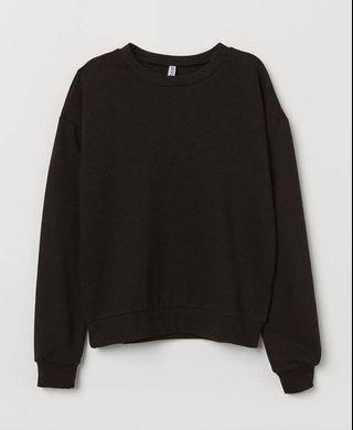 Sweatshirt Basic H&M original 100%
