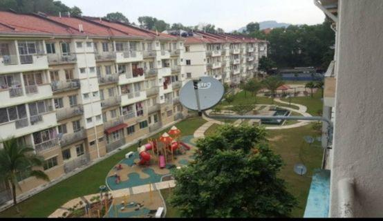 Apartment taman Cheras Intan, Batu 9, Cheras. Selangor