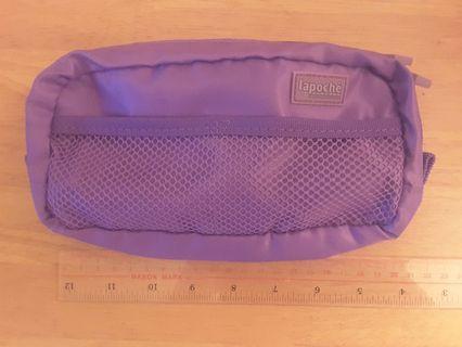 澳洲 Lapoche 旅行 收納袋 紫色 九成半新 Travel Bag