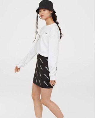 Sweatshirt Motif Love by H&M