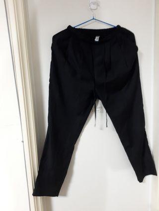🚚 女裝黑長褲
