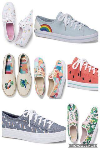 [PO] KEDS SUNNYLIFE SNEAKERS SHOES CANVAS