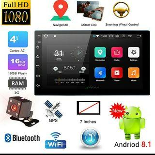 """7"""" Android Car MP5 Player"""