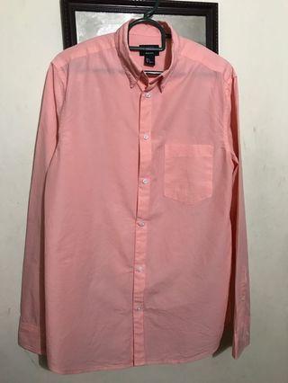 H&M Salmon Shirt