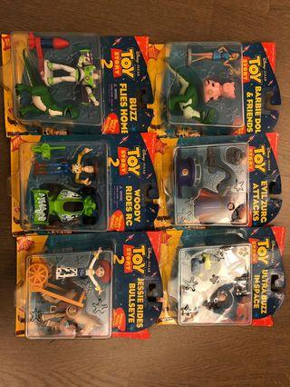Toy Story 2 Figures