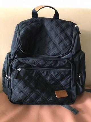 (PRELOVED/BEKAS) Diaper Bag merk Landuo warna Hitam