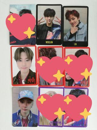 [WTT/WTS] STRAY KIDS MIROH OFFICIAL PHOTOCARDS