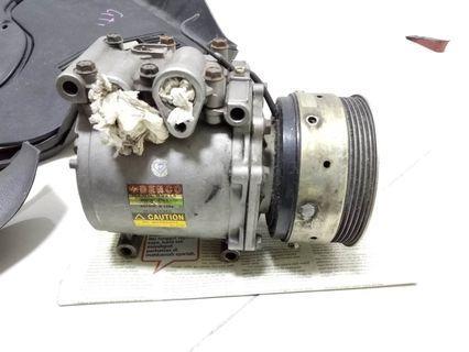Aircond compressor record