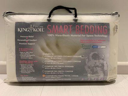 King Koil Smart Bedding Comfort Pro Tencel Travel Junior