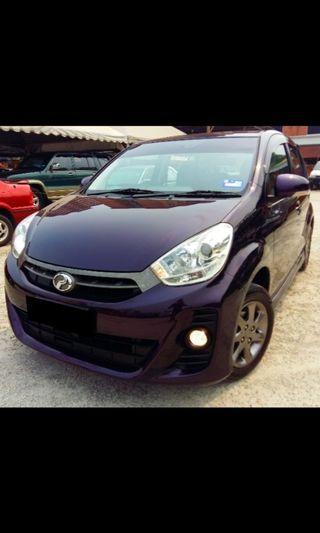 Perodua Myvi Lagi Best SE
