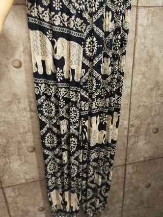 Comfy batik bottom