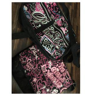 GIRLS BRAND BAG FOR PINK LOVERS