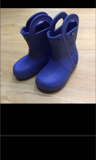 Crocs boots C8