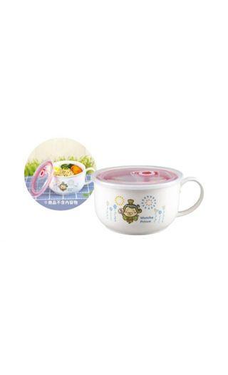 🚚 茶茶小王子 泡麵碗