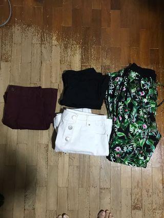 skirts/pants