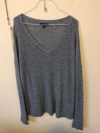 American Eagle knit sweater