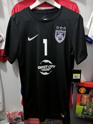 JDT GK Jersey AFC Cup 2017 signed by Farizal
