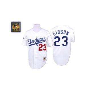 Mitchell & Ness LA Dodgers Kirk Gibson Jersey