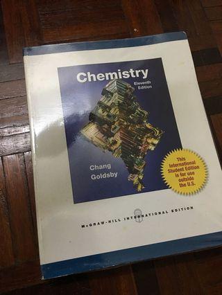 Chemistry 11th Edition