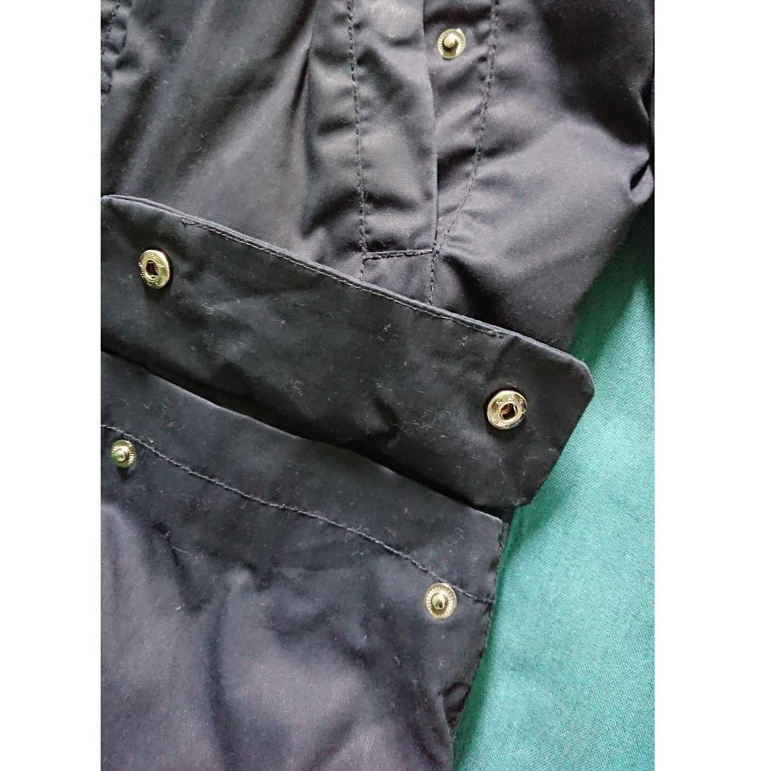 80% new H&M navy Duffle Coat (m size)