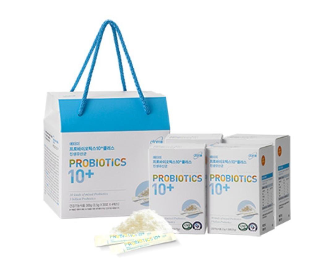 艾多美益生菌 4盒/1組 ,30包/1盒