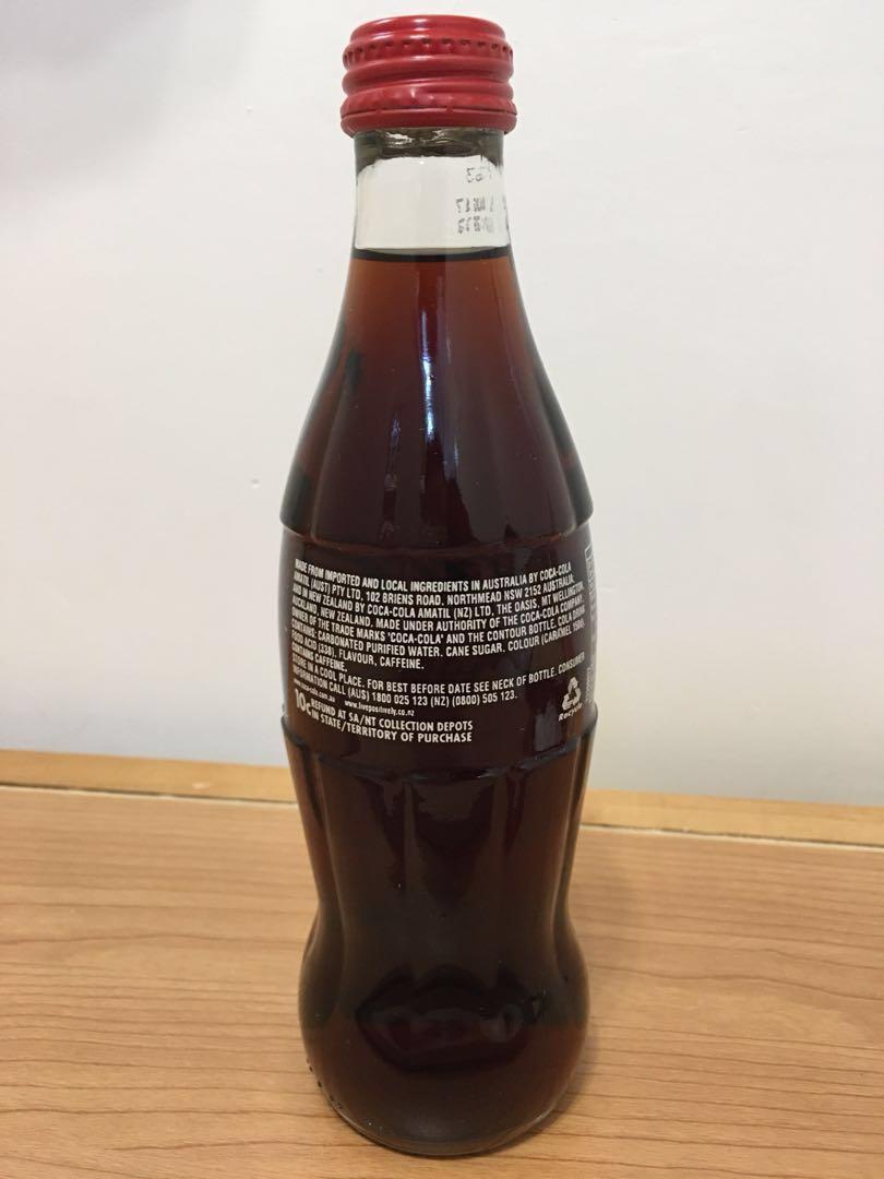 可口可樂收藏品 - Australia bottle