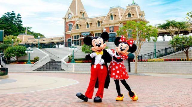 香港迪士尼樂園門票 (可升級年票) HK Disneyland Tickets