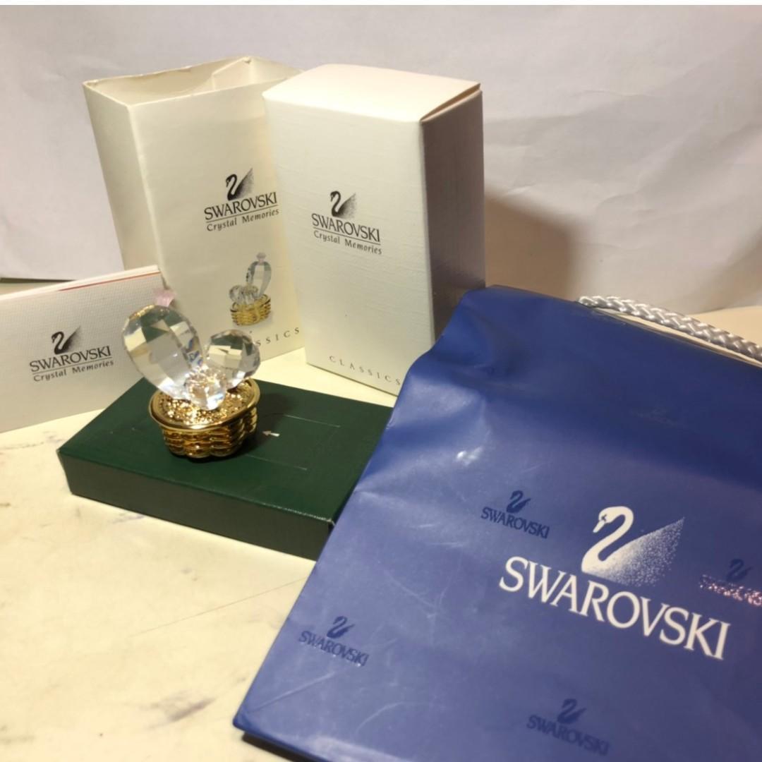 [全新有盒有袋] Swarovski Crystal Memories Classics Cactus 斯華洛世其水晶仙人掌擺設