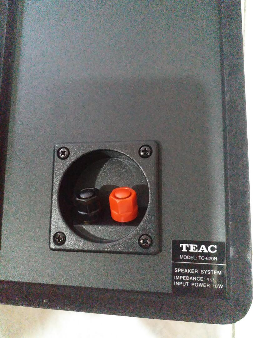 全新 TEAC 書架 喇叭book shelf speakers new