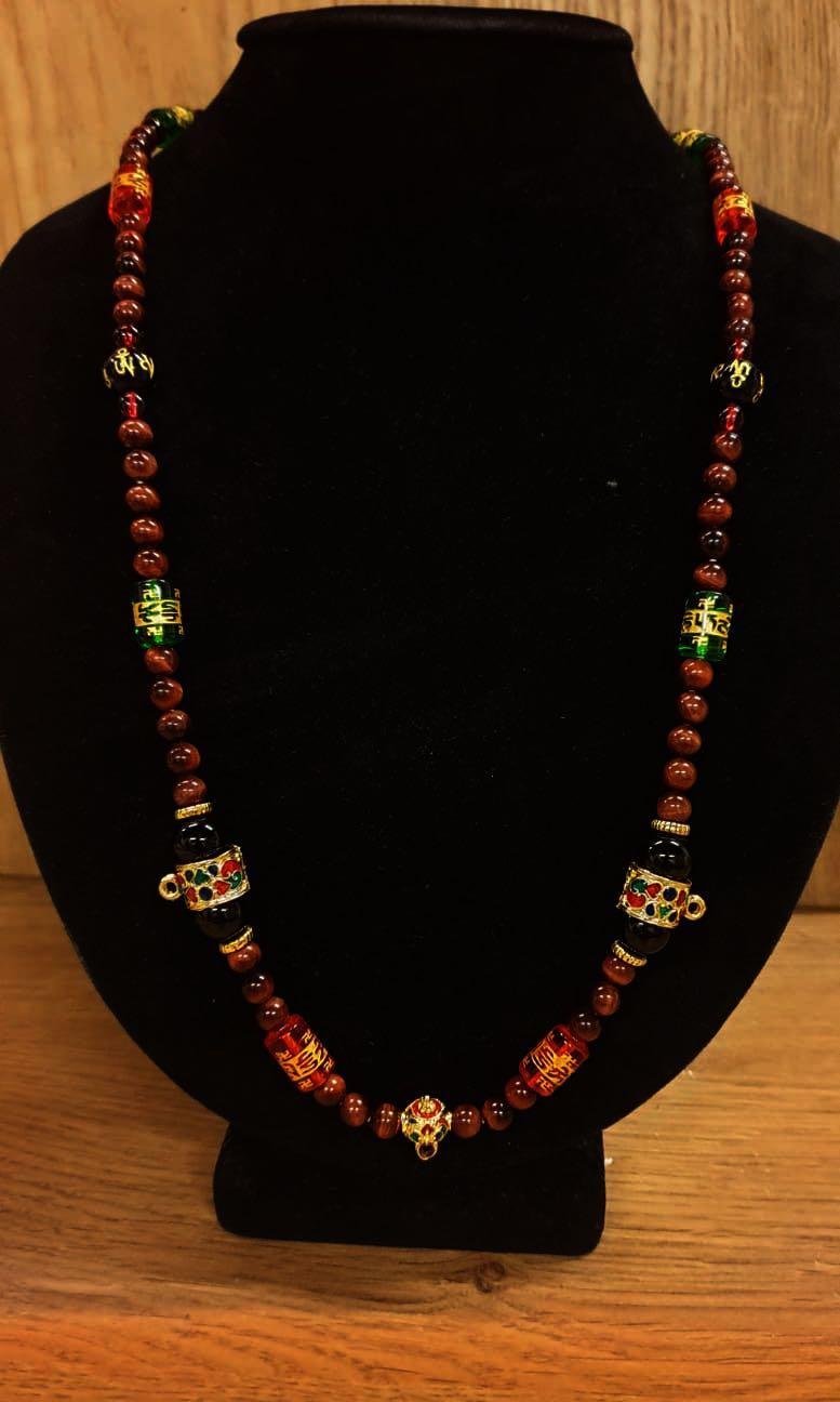 Amulet Necklace 3 hooks