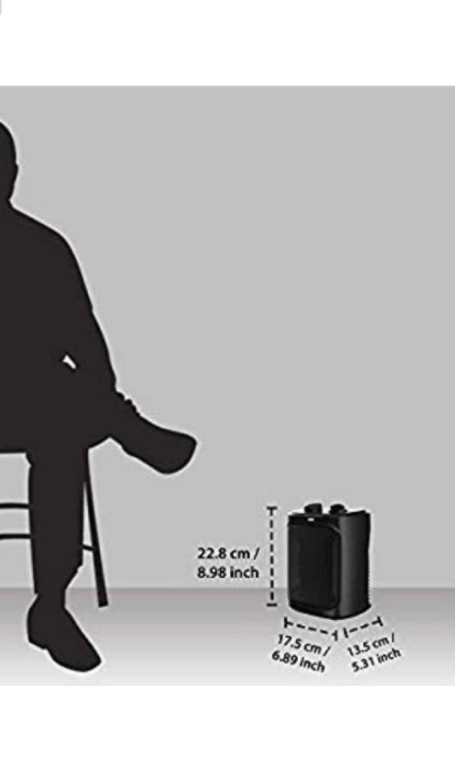 ANSIO Portable PTC Heater