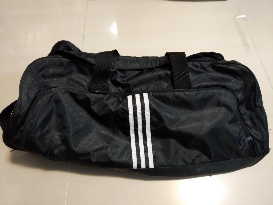 a31cf44ea7749e PRICE REDUCED] Authentic Adidas Duffle Bag, Men's Fashion, Bags ...