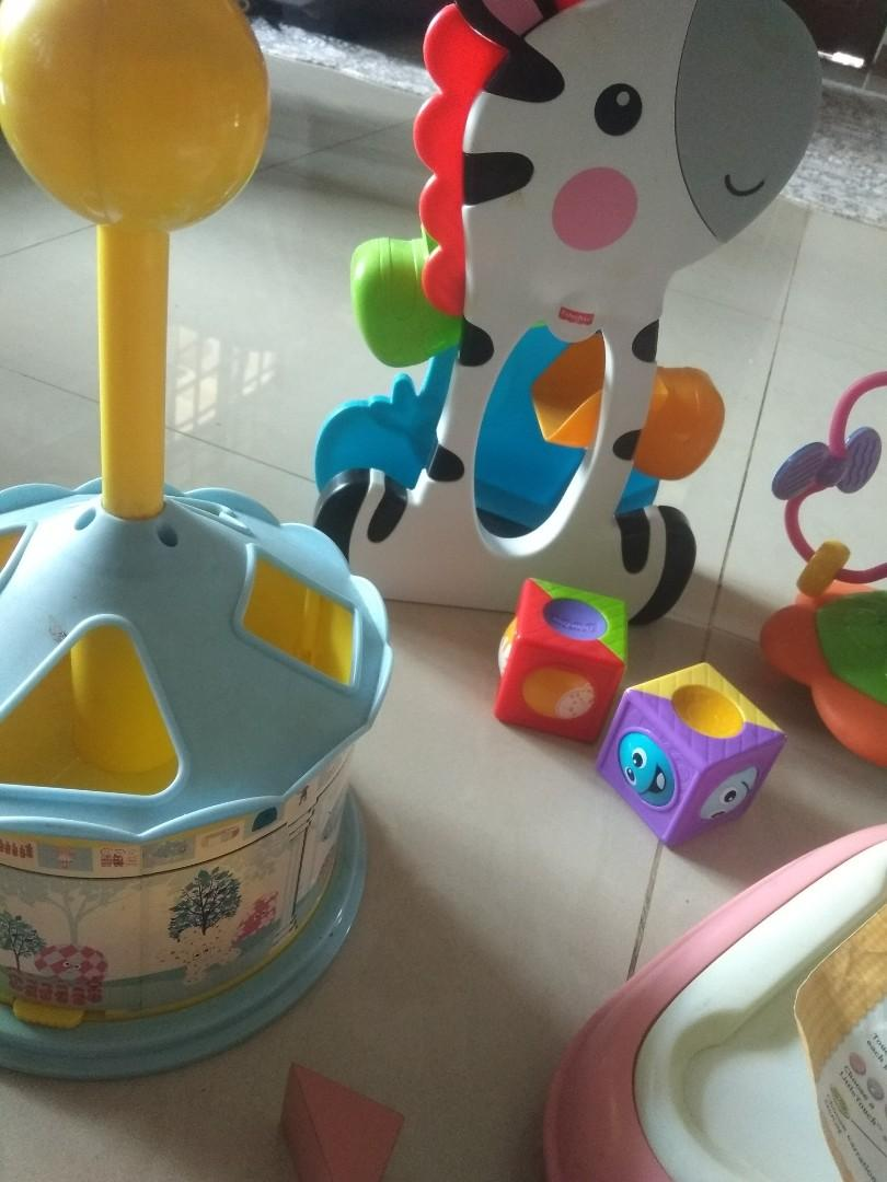 Baby Toys set of 5