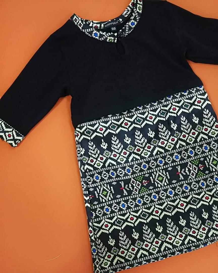 Baju Melayu Kurung Songket Rompers Boy & Girl