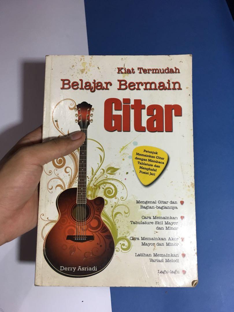 #BAPAU Buku Pedoman Belajar Gitar