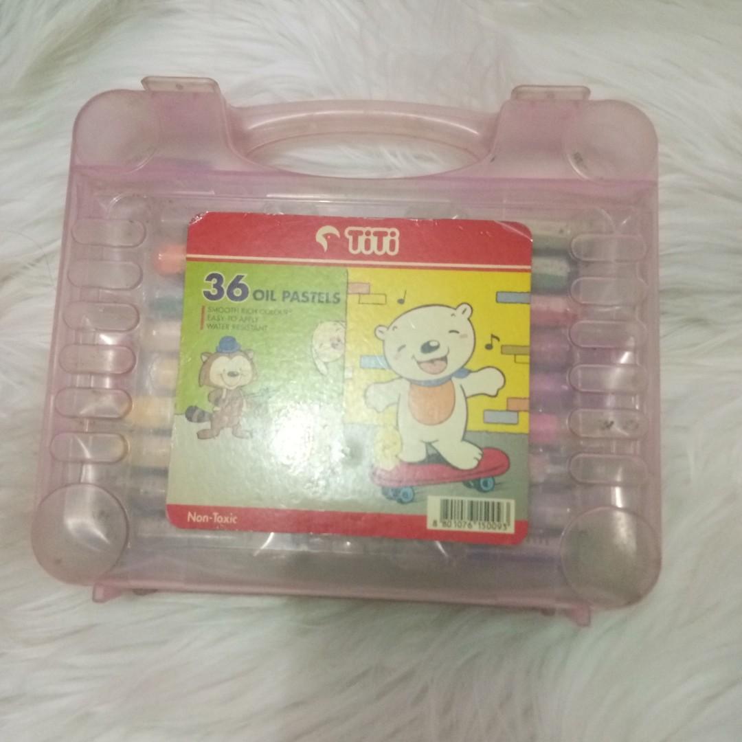 #BAPAU Crayon Titi