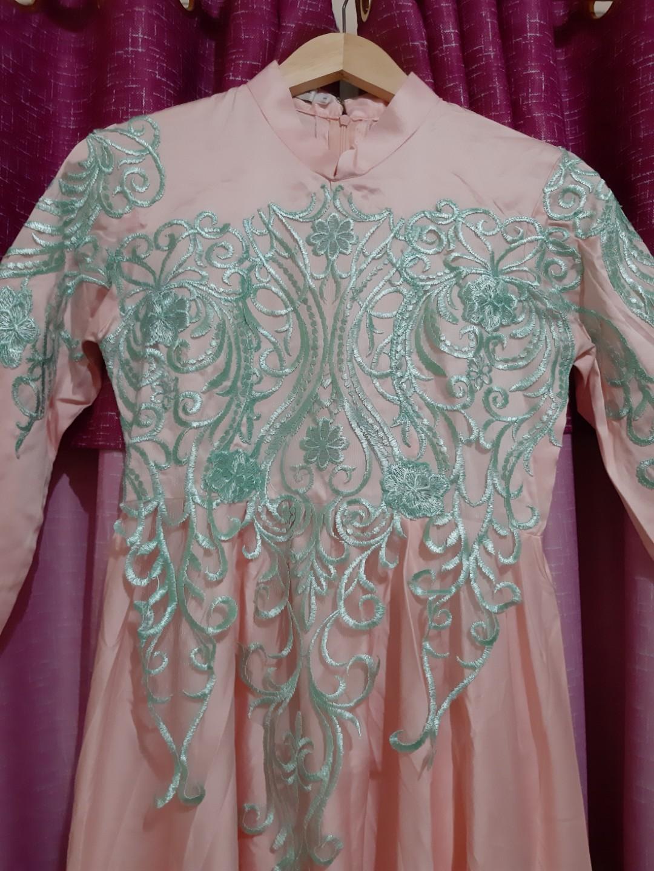 #BAPAU Dress wanita