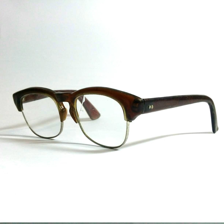 #BAPAU Kacamata Vintage