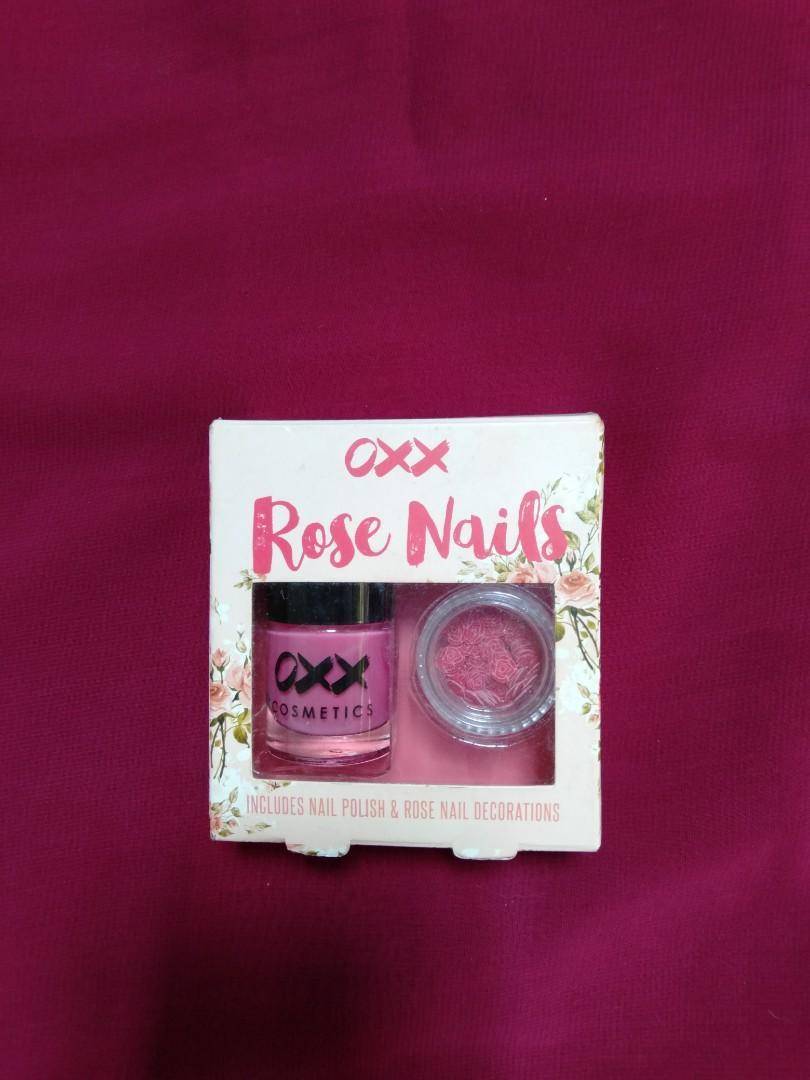 #BAPAU Nail polish pink
