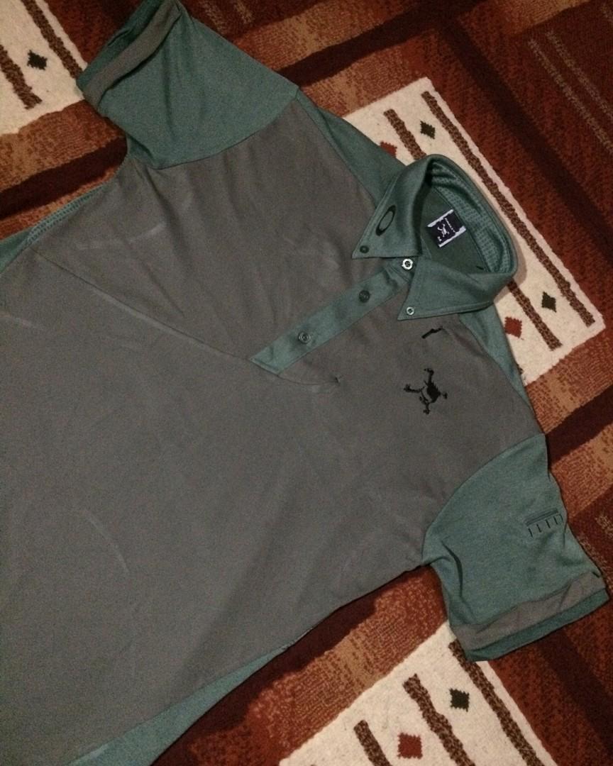 #BAPAU Polo Shirt Oakley