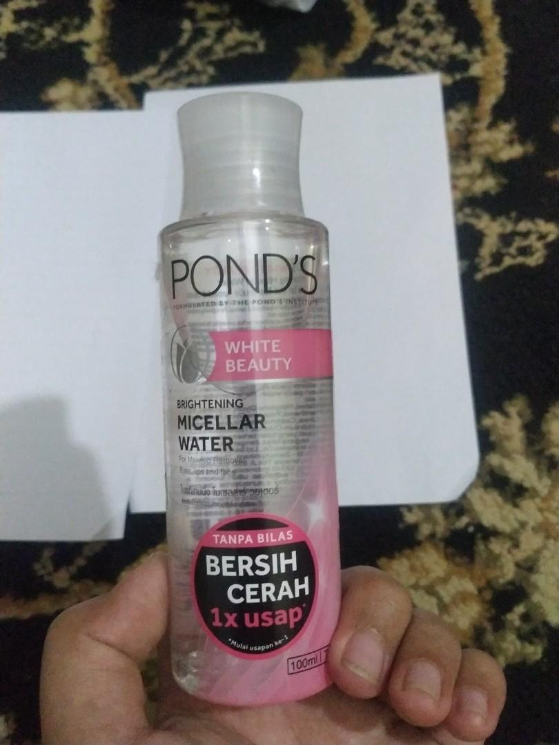 #BAPAU Ponds Micellar Water
