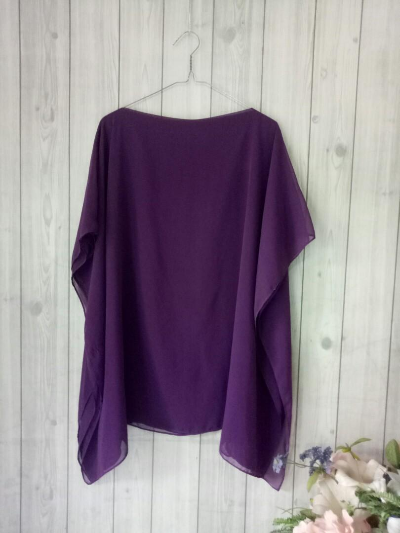 #BAPAU Purple Top