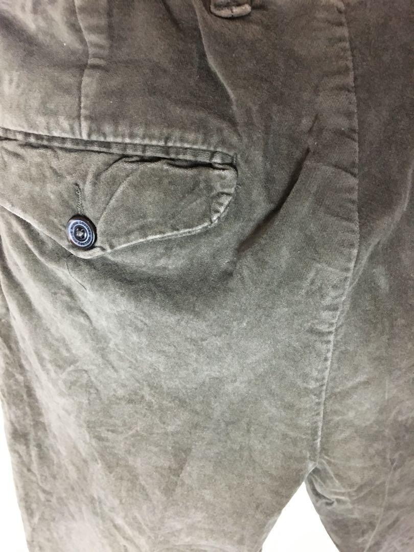 #BAPAU Zara man celana panjang warna unik