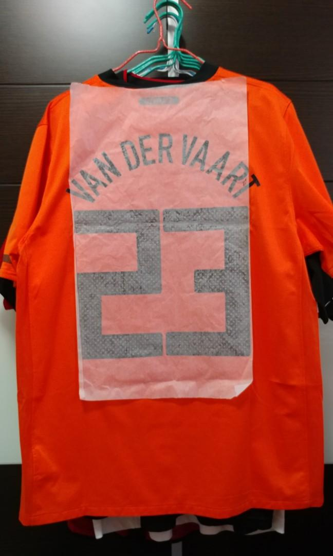 [BB來了清屋蝕讓] 荷蘭 2010 世界盃主場球衣