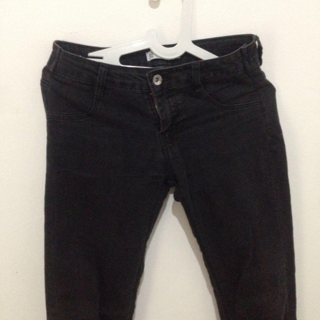Black Jeans by Pull & Bear