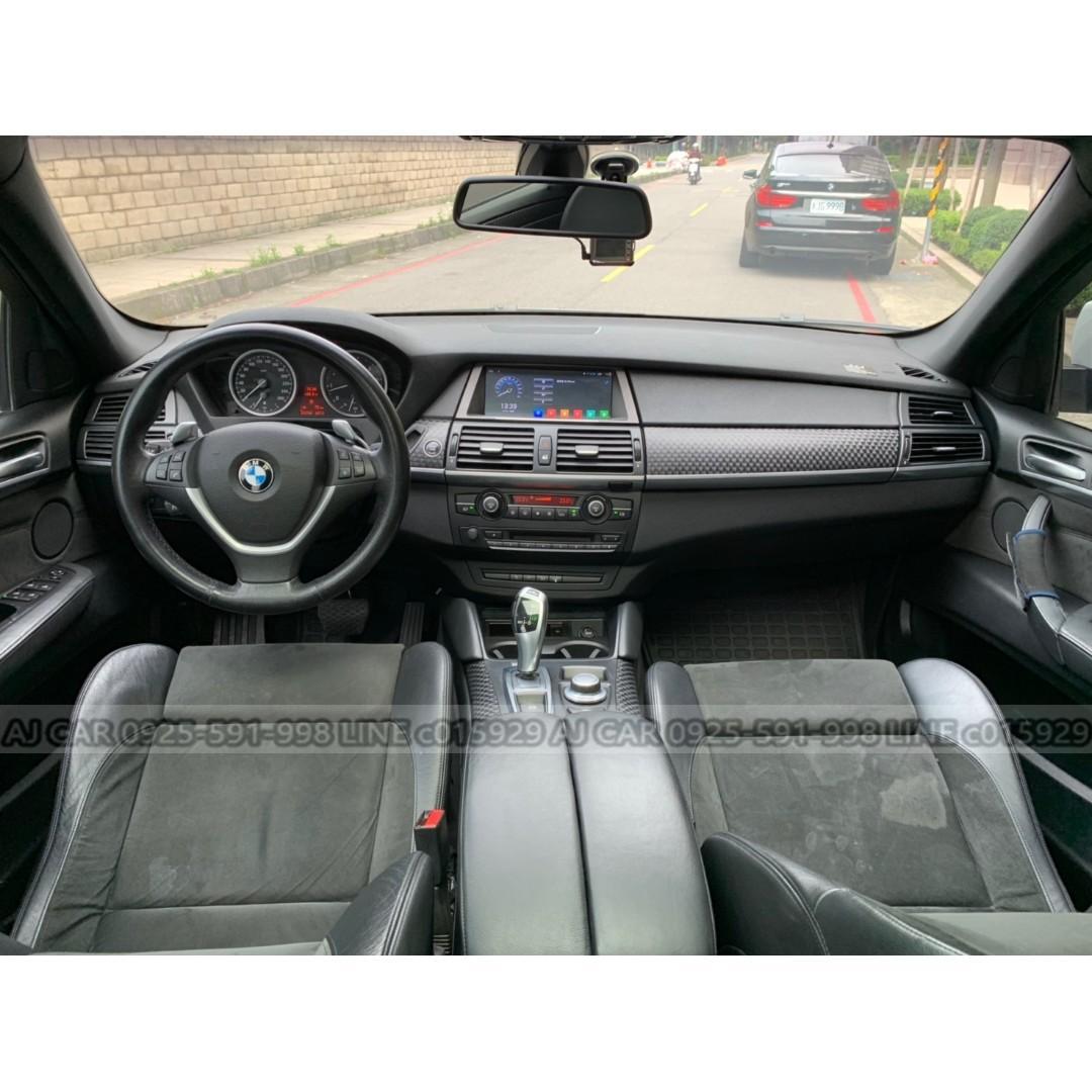 BMW寶馬 X6 愛家愛妻好男人夢想休旅車 全額貸
